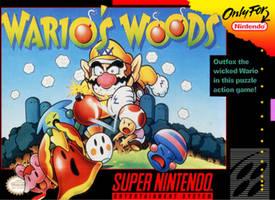 Wario's woods by Ruensor