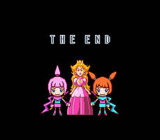 Super Kat world Ending by Ruensor