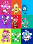 Care Bears Kirakira Pretty Cure Ala Mode