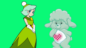 Queen Merelda and Gentle Heart Lamb