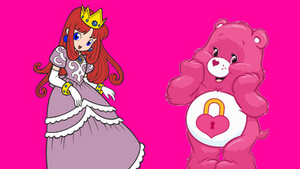 Princess Shokora and Secret Bear
