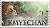 KmyeChan Stamp by HippieMindedDreamer