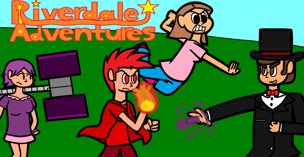 Riverdale Adventures by shemarspidle