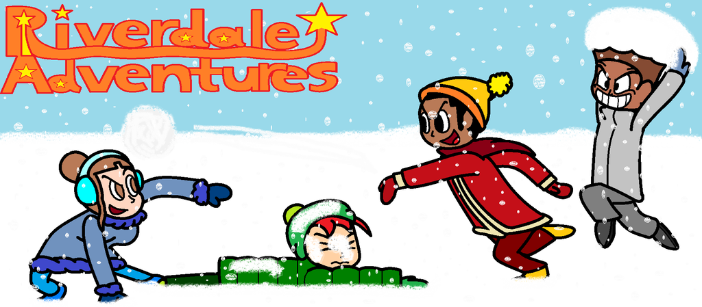 Riverdale Adventures Winter Time by shemarspidle