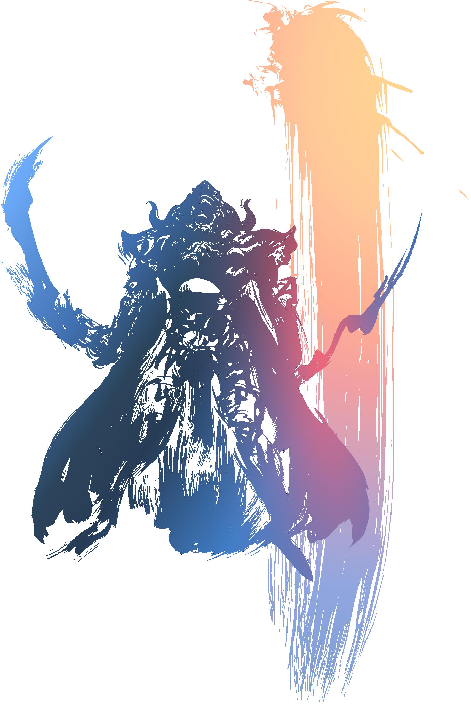 Final fantasy logo art - photo#4