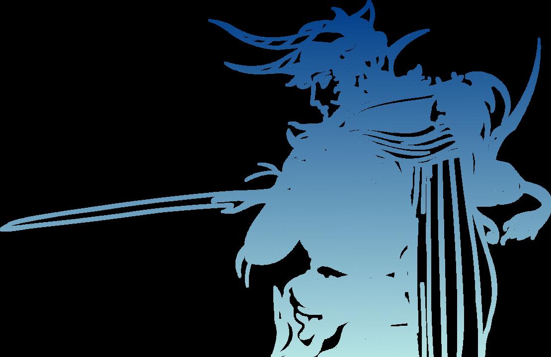 Final fantasy logo art - photo#7