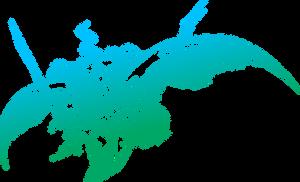 Final Fantasy III logo