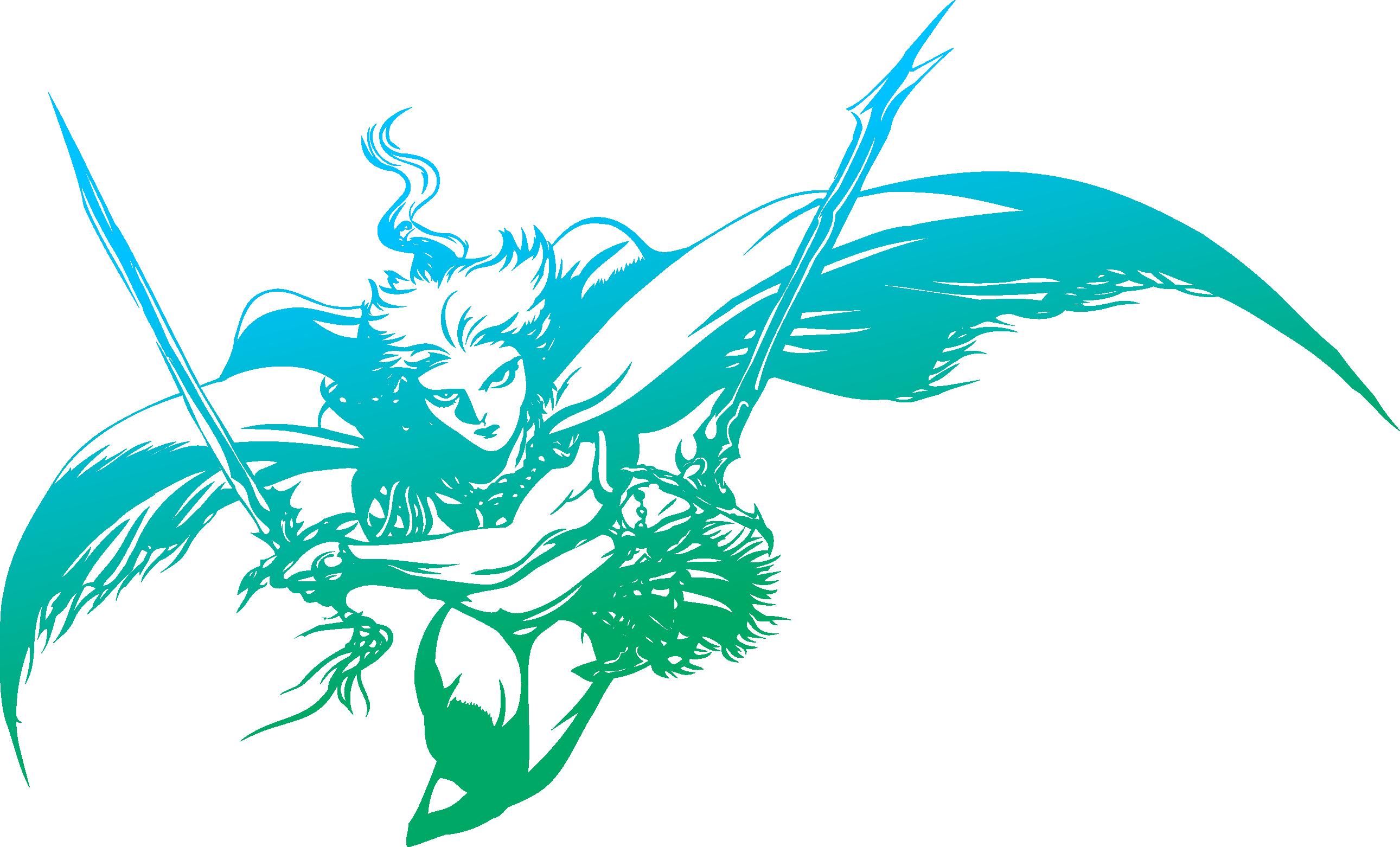 Final fantasy logo art - photo#6