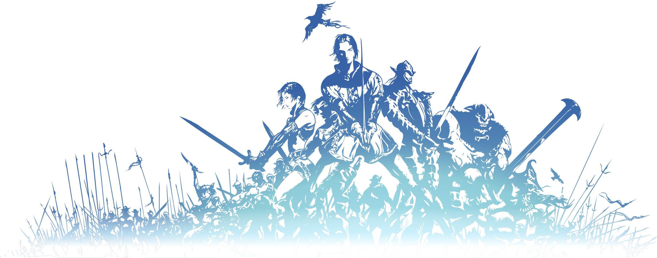 Final fantasy logo art - photo#8