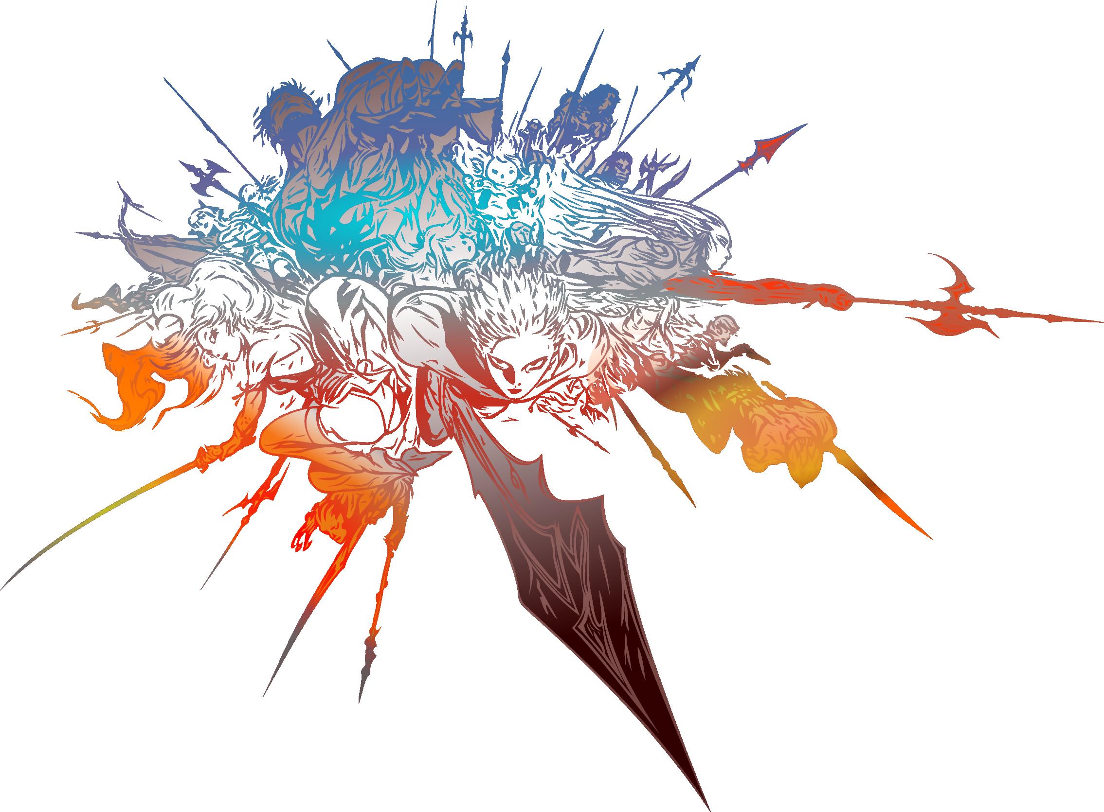 Final fantasy logo art - photo#14