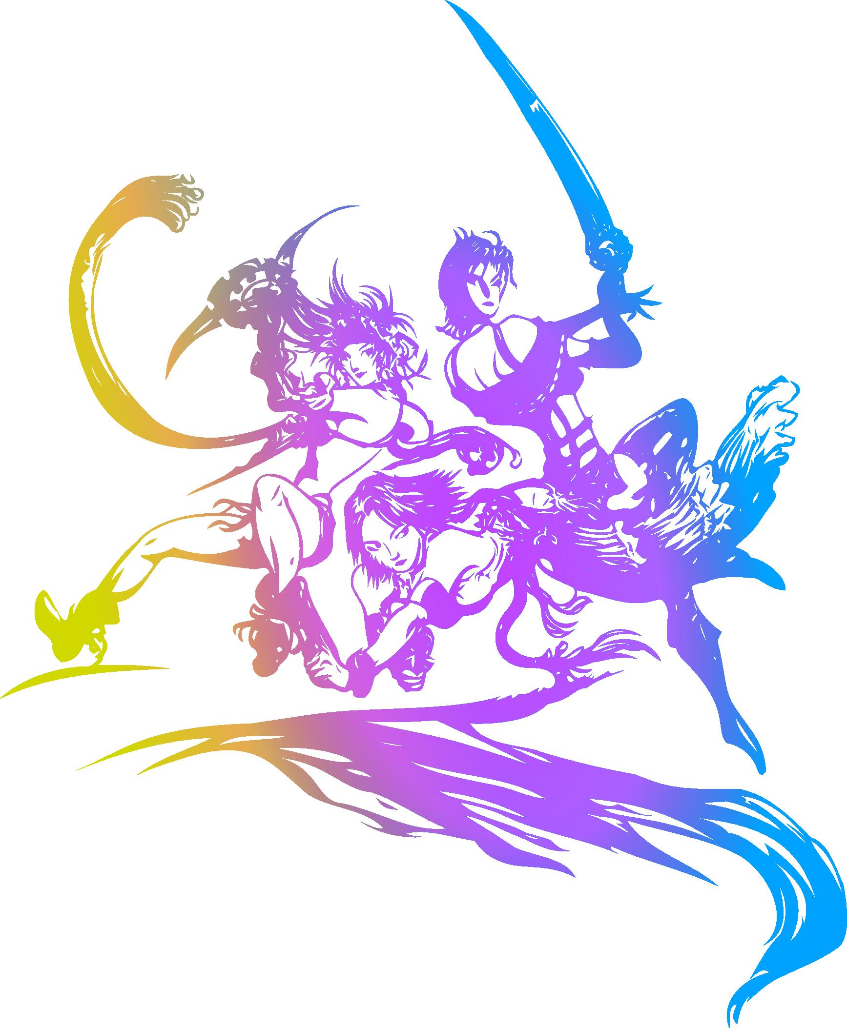 Final Fantasy X-2 logo