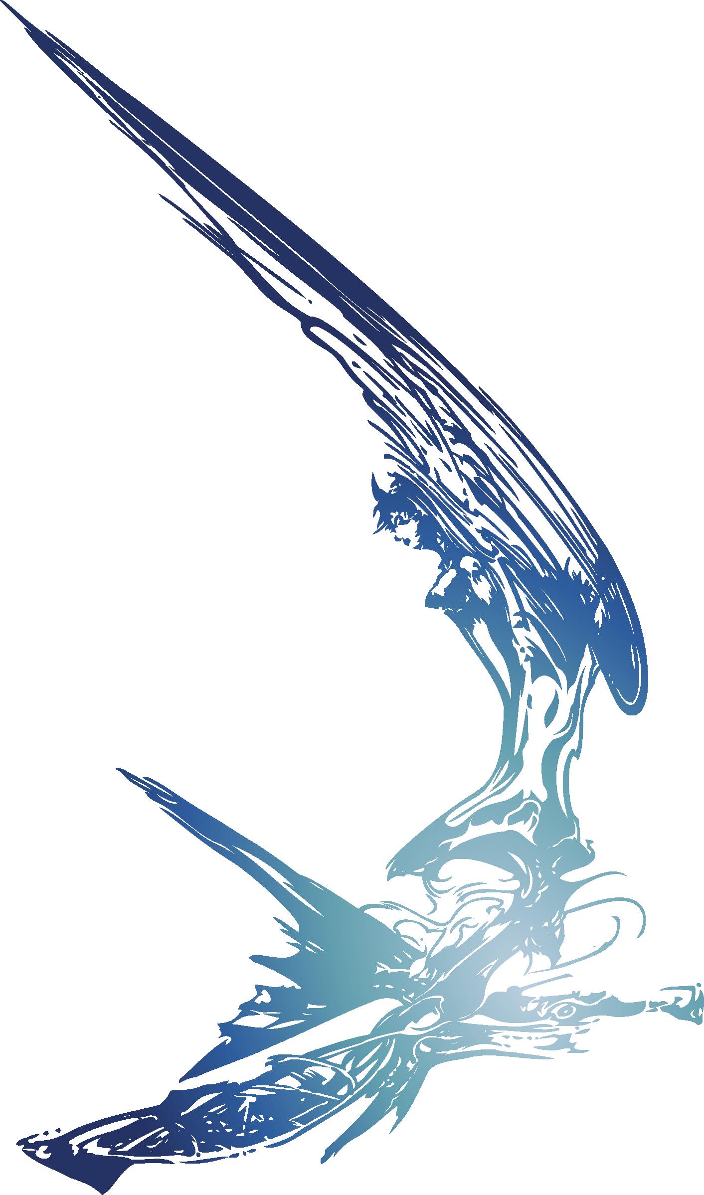 Final fantasy logo art - photo#13
