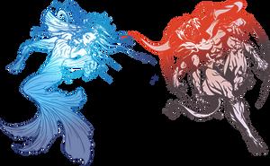 Dissidia Final Fantasy logo by eldi13