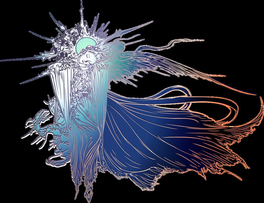 Final fantasy logo art - photo#39