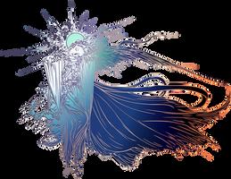 Final Fantasy XV (Versus XIII) logo by eldi13