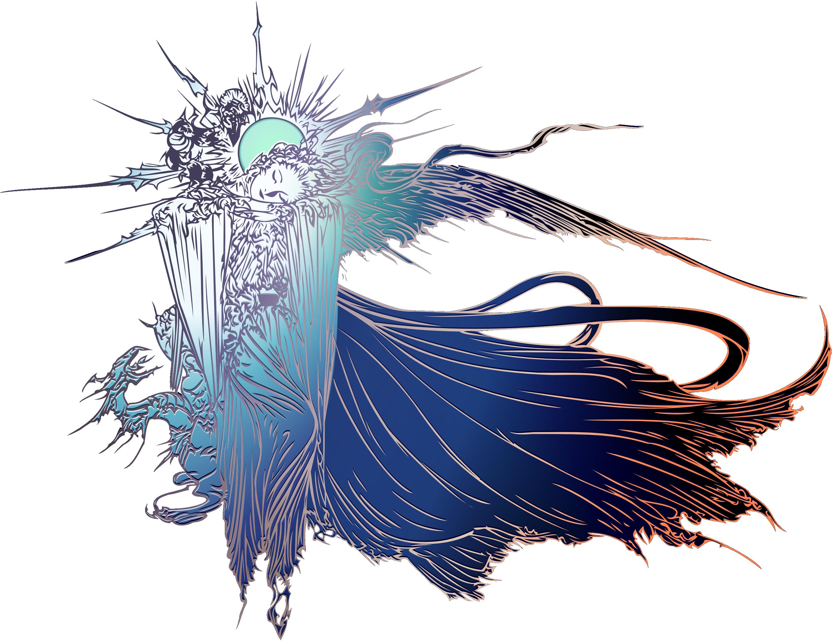 final fantasy xv versus xiii logo by eldi13 on deviantart