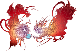 Final Fantasy Type-0 logo by eldi13