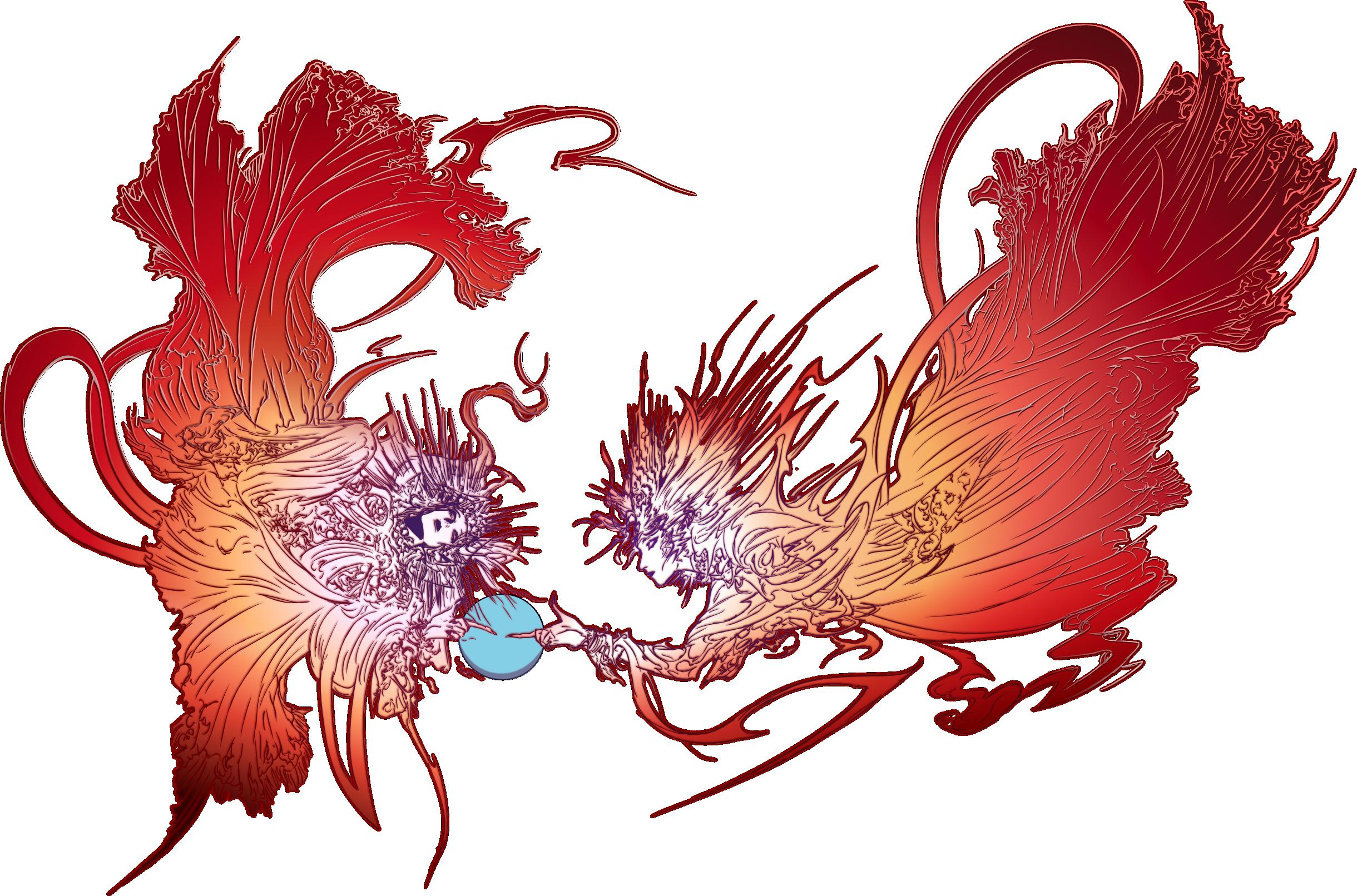 Final Fantasy Type-0 logo by eldi13