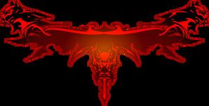 Dirge of Cerberus: Final Fantasy VII logo