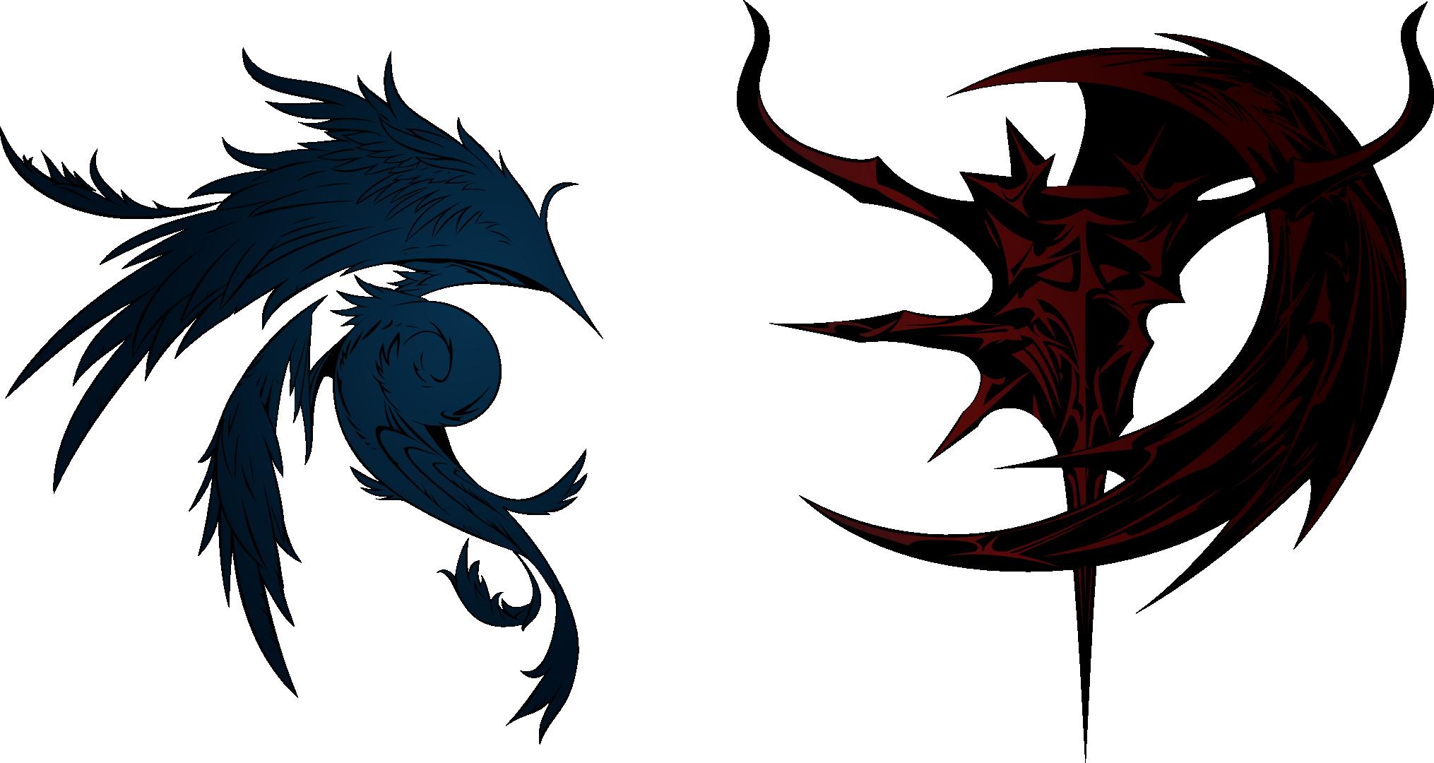 Logos And chaos logos by eldi13