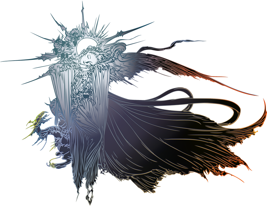 Final fantasy logo art - photo#3