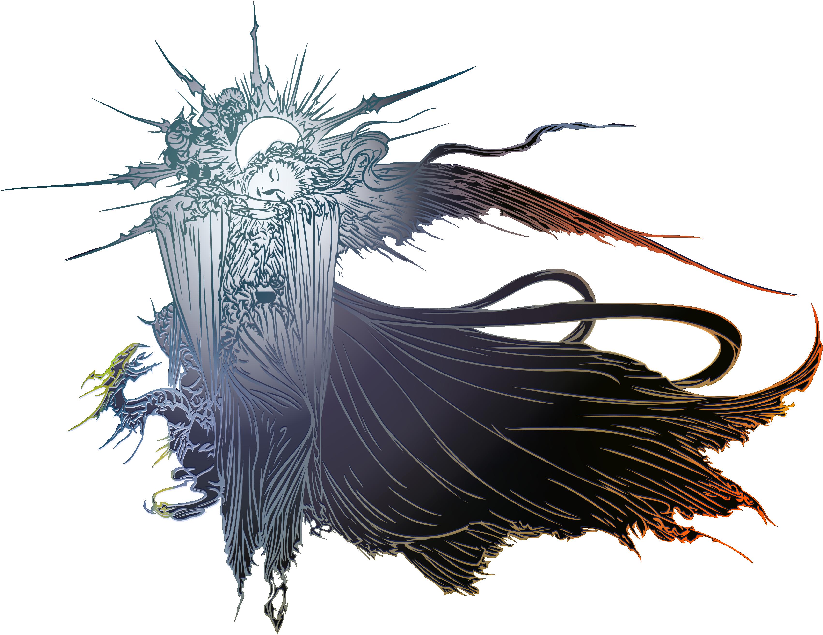 Final fantasy logo art - photo#32