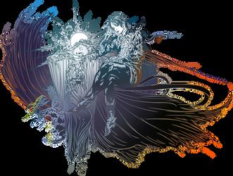 Final Fantasy XV logo - POST-CREDITS