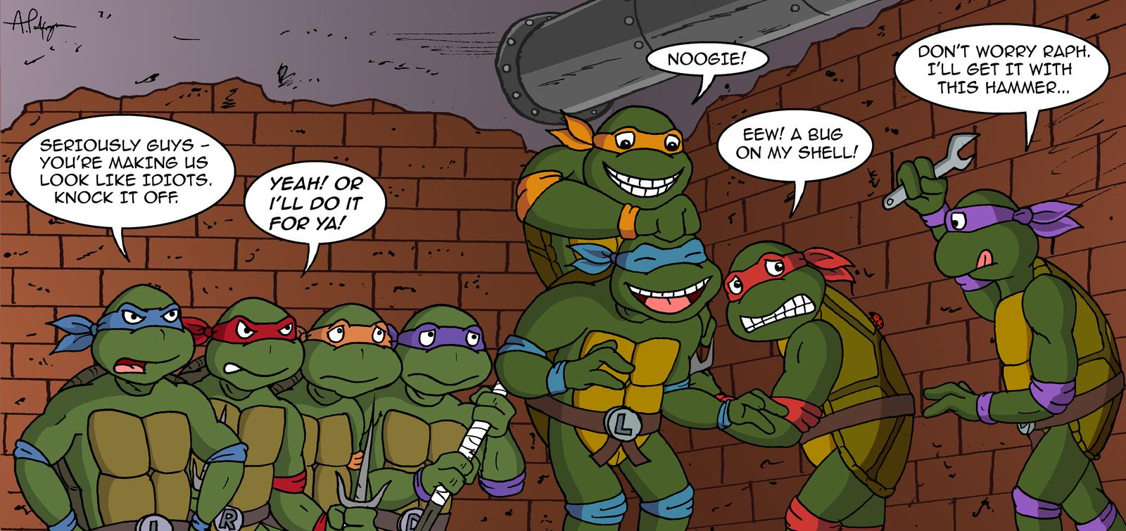 Ninja Turtle Movie 2014 Shredder Turtles Forever 2 by P...
