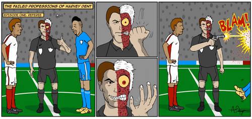 Harvey Dent - Referee by PalfreyMan