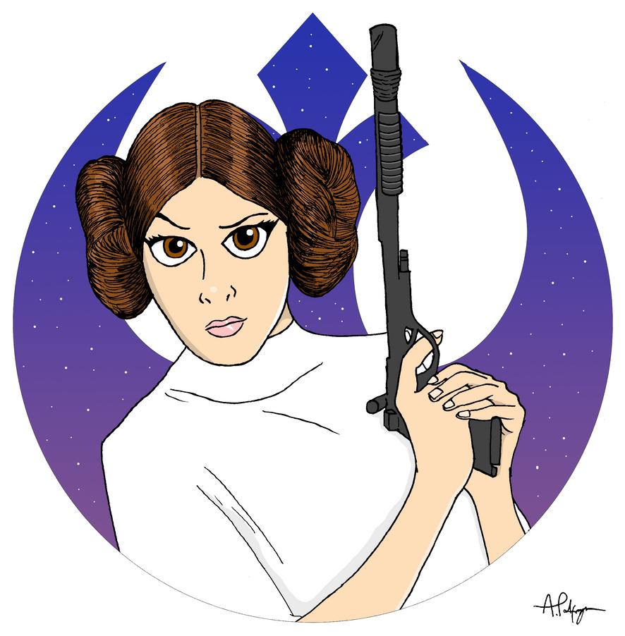 Leia by PalfreyMan