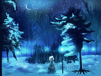 Night in Valkey