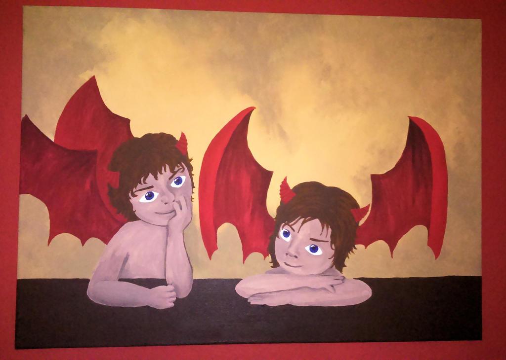 Devils by kusoka