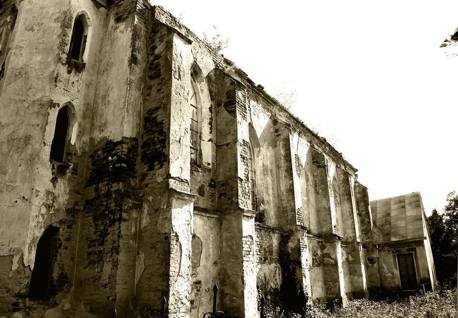 Gothic church by bobby-rex