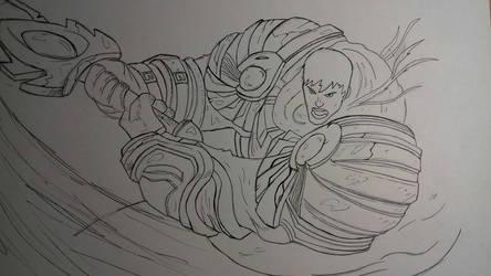Garen - League of Legends by R1ckyFri3s