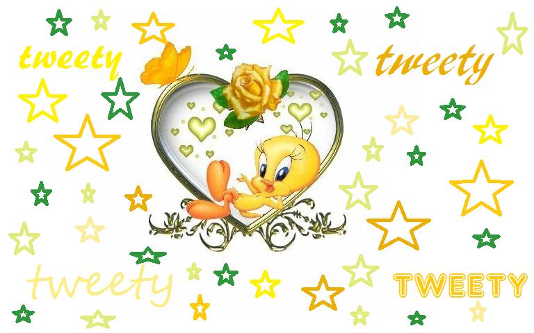 tweety bird by BabyPeach925 on DeviantArt