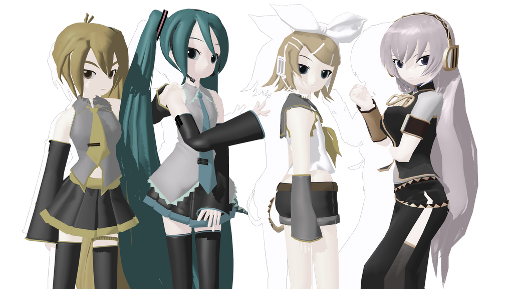 .:Girls:. by Party-P
