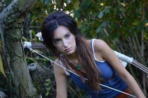 Lara Croft - Tomb Raider 2013 by Eleonora-Croft