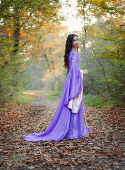 Arwen Undomiel - Autumn in Rivendell