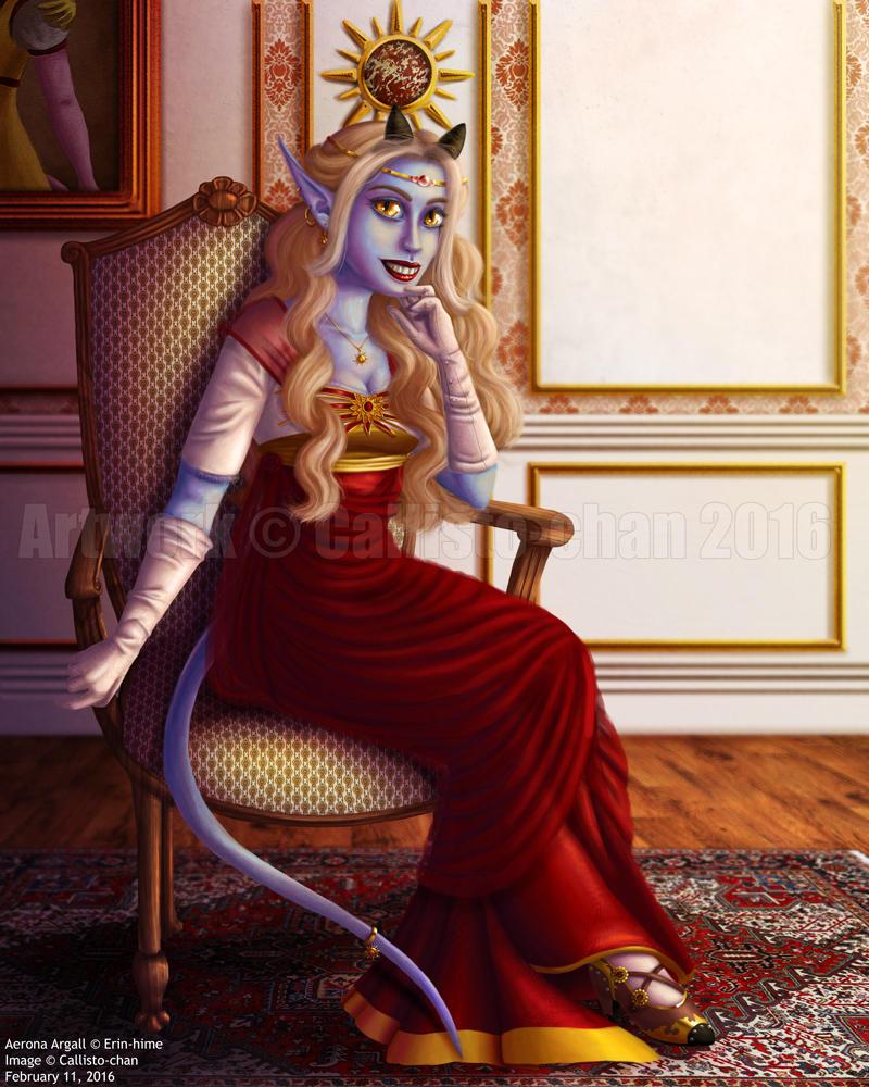 Aerona, Princess of Helios