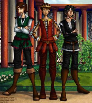 COLLAB: Medieval Princes