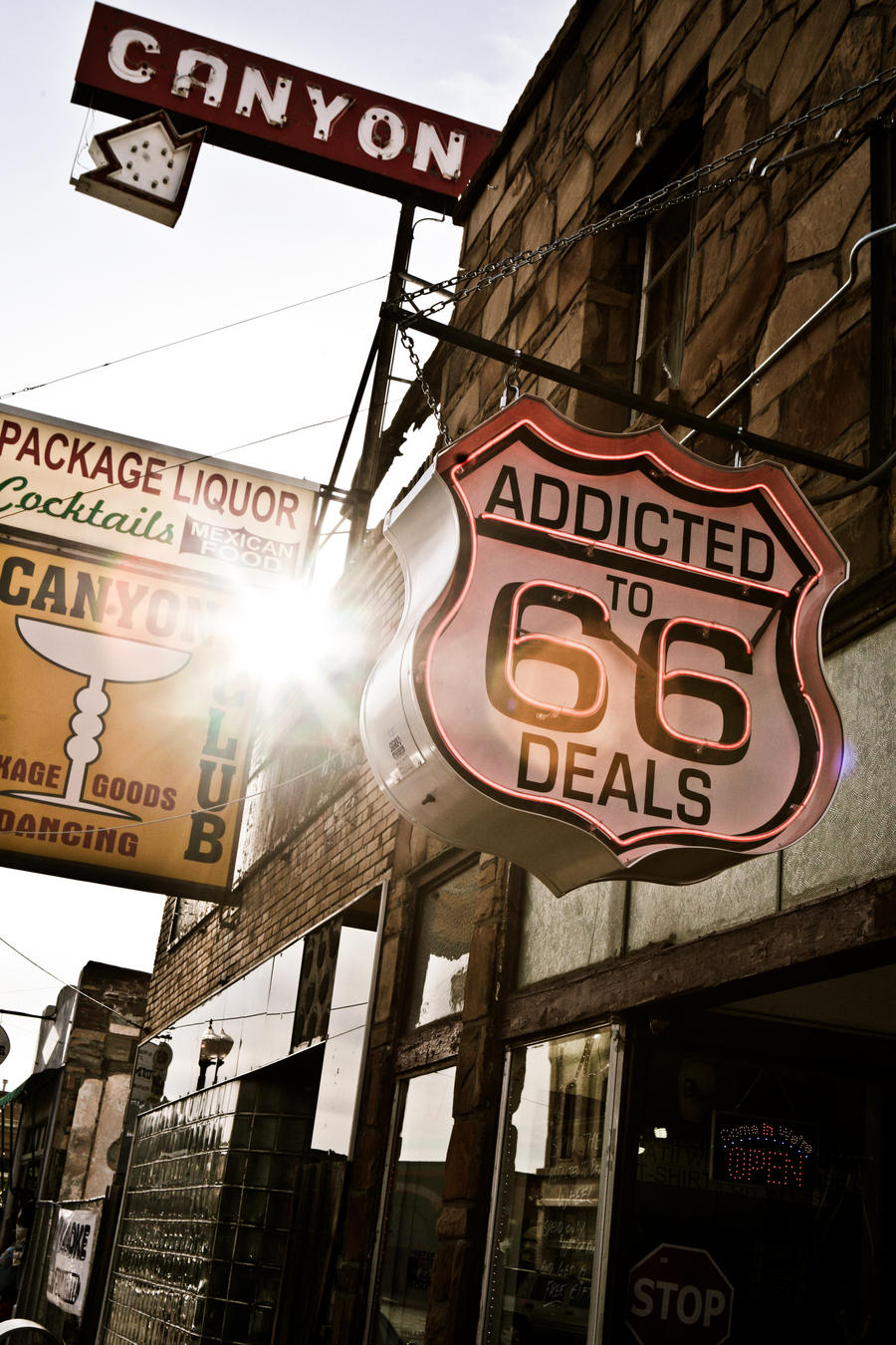 Route 66 by jasgreg
