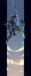 Jump by spyders