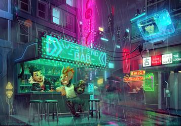 West End Bar