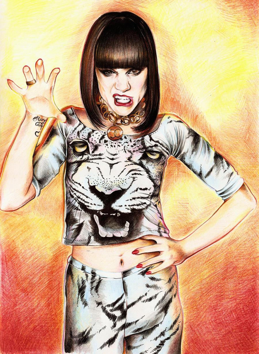 Jessie J by bye-bye-love
