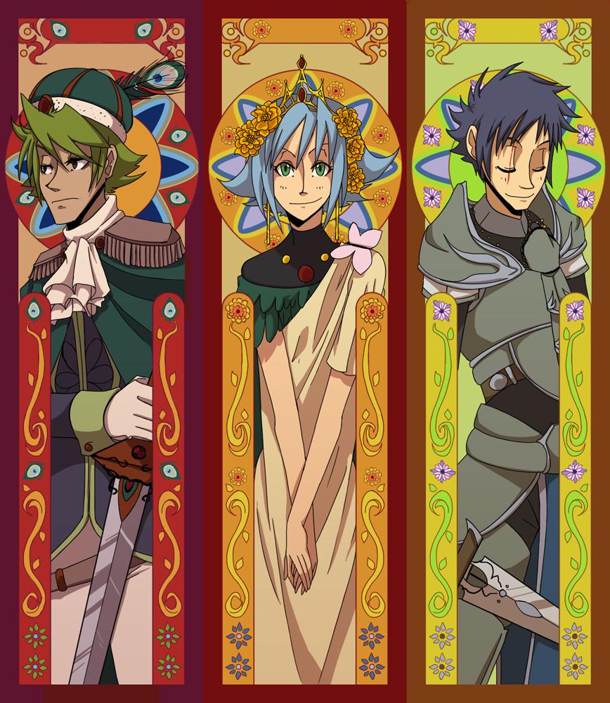 CC - bookmarks by Makio-Kuta