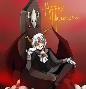 Happy Halloween Akymie