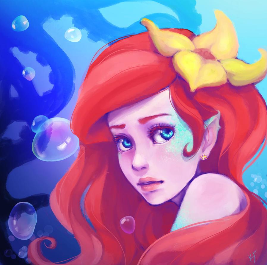 Ariel by kelcyXjoy