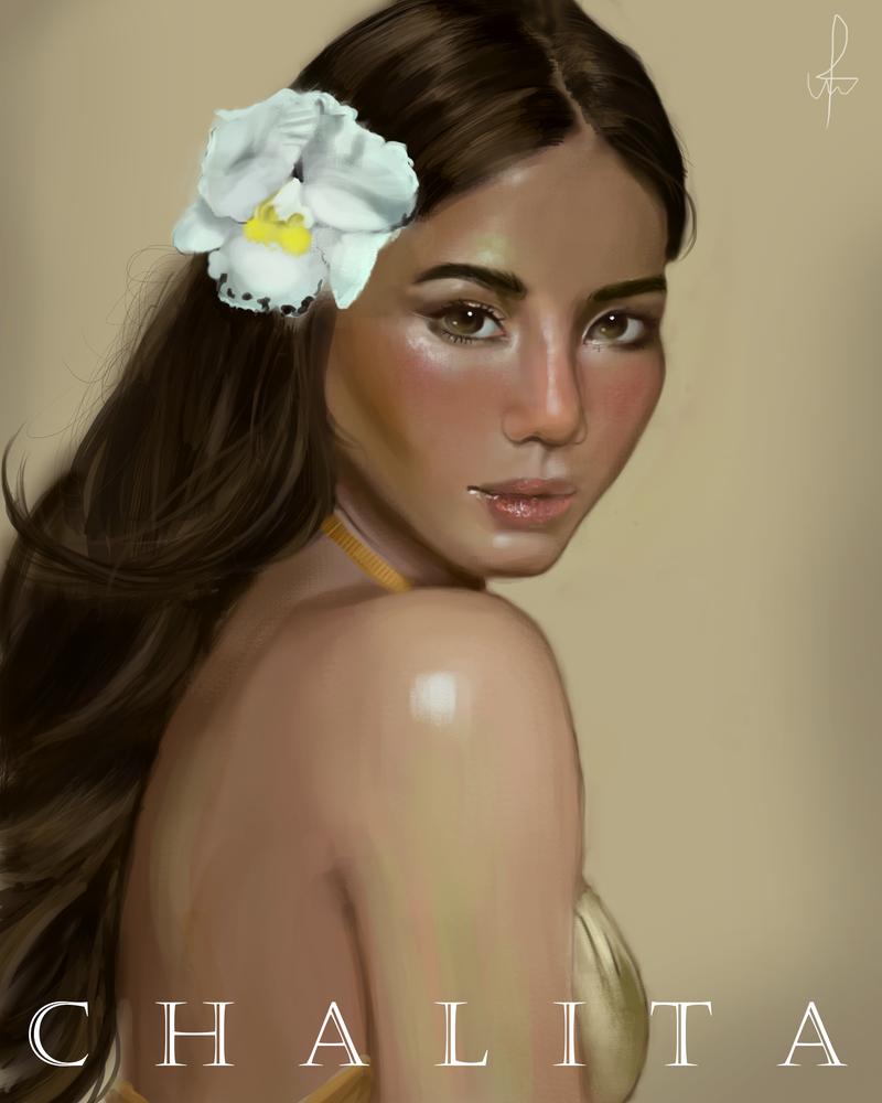 Chalita Suansane (Ms. Universe Thailand) by Crimsonea