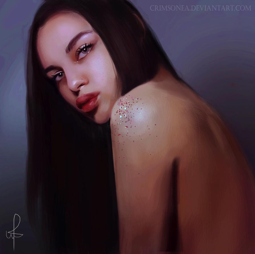 Glitter (Photo Study) by Crimsonea