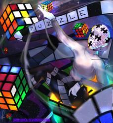 [CE] Puzzle! by Crimsonea